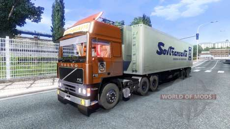 Volvo F10 pour Euro Truck Simulator 2