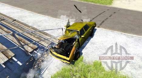 American Sedan skin5 pour BeamNG Drive