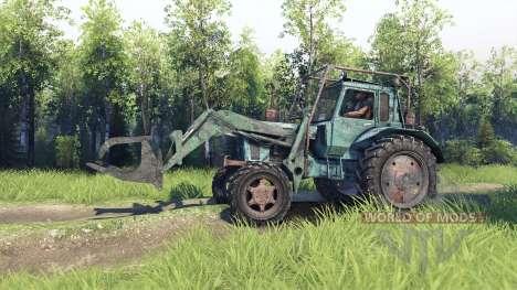 MTZ-82 v1.5 für Spin Tires
