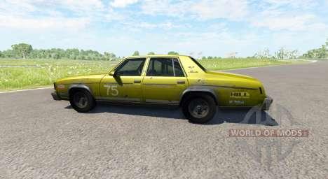 American Sedan skin2 pour BeamNG Drive