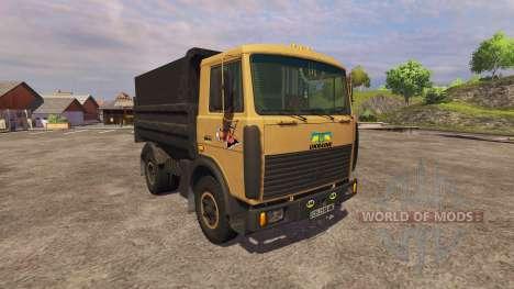 MAZ-5551 camion pour Farming Simulator 2013