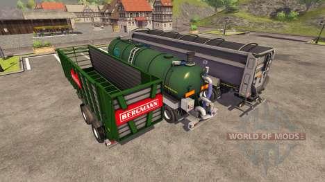 TATRA 158 Phoenix Agro pour Farming Simulator 2013