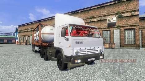 KamAZ-5410 für Euro Truck Simulator 2
