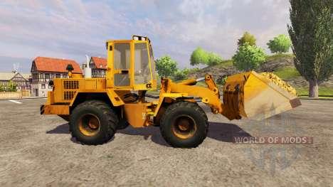 Amkodor Avec la v1.1 pour Farming Simulator 2013