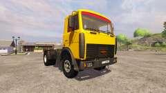 MAZ-5551 tracteur