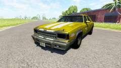 American Sedan skin2