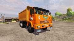KamAZ-54115 camion