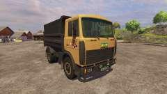 MAZ-5551 LKW