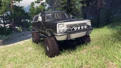 Dodge Ramcharger II 1991 default