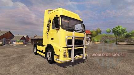 Volvo FH16 für Farming Simulator 2013