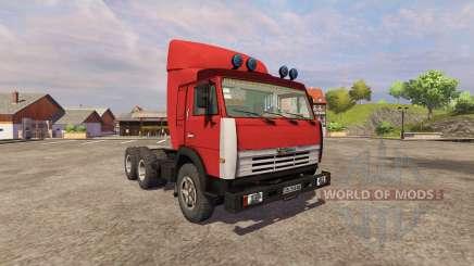 KamAZ-54115 Odaz-9370 Koegel pour Farming Simulator 2013
