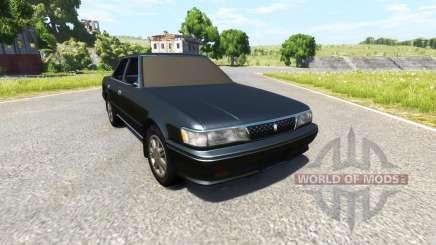 Toyota Chaser X81 1990 für BeamNG Drive