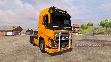 Volvo FH16 2012 Special pour Farming Simulator 2013