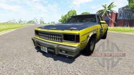 American Sedan skin1 für BeamNG Drive