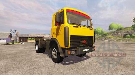 MAZ-5551 Traktor für Farming Simulator 2013