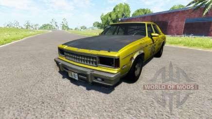 American Sedan skin3 für BeamNG Drive