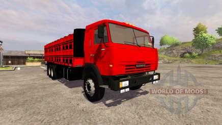 KamAZ-54115 Conseil pour Farming Simulator 2013