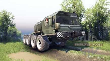 Fahrzeuge modernisiert wurden-7428 Rusich für Spin Tires