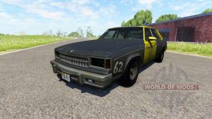 American Sedan skin4 für BeamNG Drive