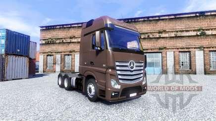 Mercedes-Benz Actros für Euro Truck Simulator 2