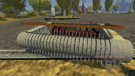 KITTY-UNE pour Farming Simulator 2013