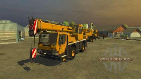 Liebherr LTM 1030 für Farming Simulator 2013