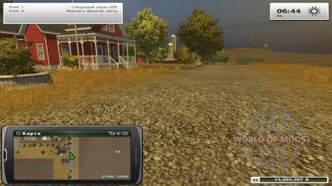Money Cheat pour Farming Simulator 2013
