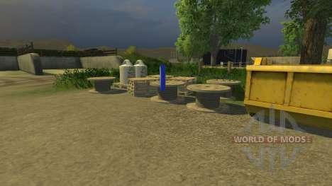 Map Buyable Object pour Farming Simulator 2013