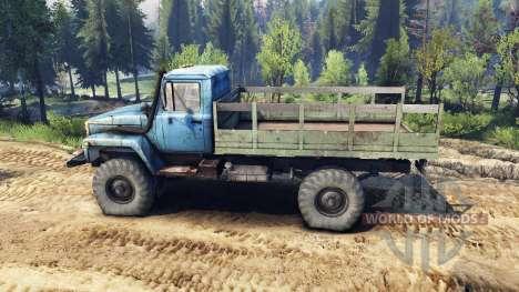 GAZ-33081 pour Spin Tires