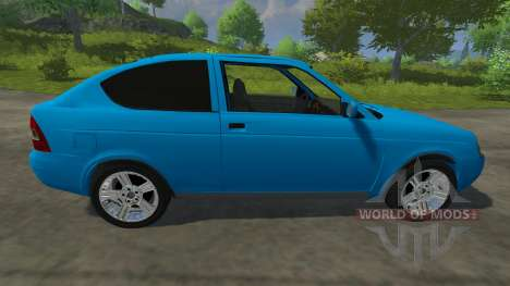 Lada Priora Coupe für Farming Simulator 2013
