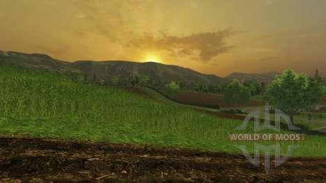 Vogelsberg für Farming Simulator 2013