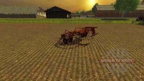 Rake montiert 4.2 für Farming Simulator 2013