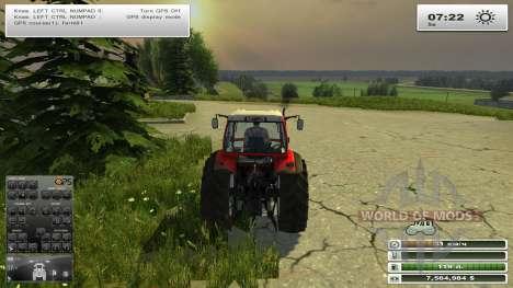 GPS pour Farming Simulator 2013