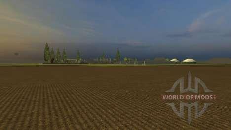 Kernstadt für Farming Simulator 2013