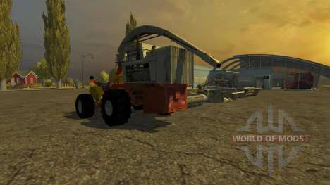KSK-100A für Farming Simulator 2013
