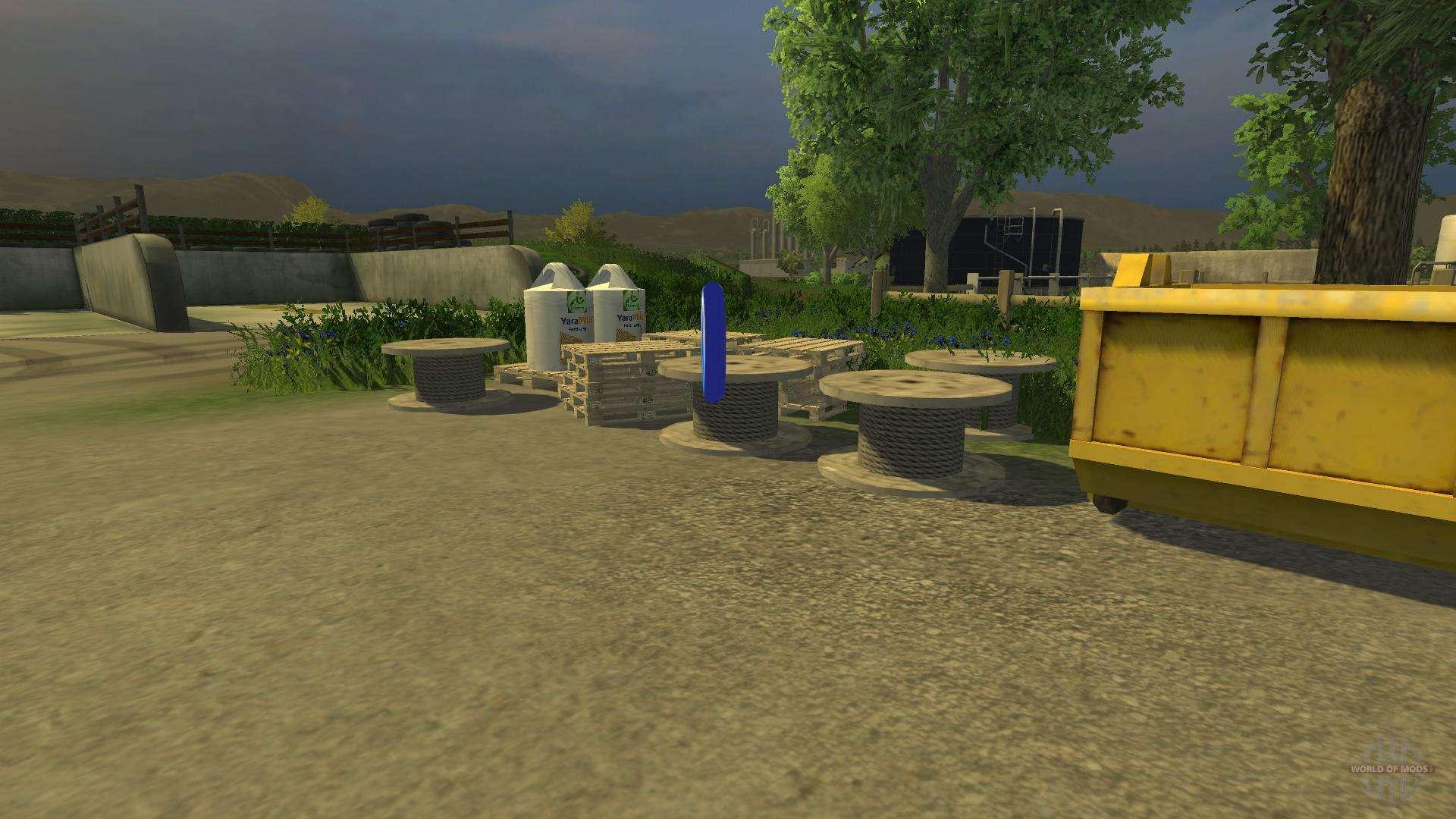 Map Buyable Object für Farming Simulator 2013