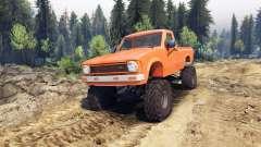 Toyota Hilux Truggy 1981 v1.1 orange