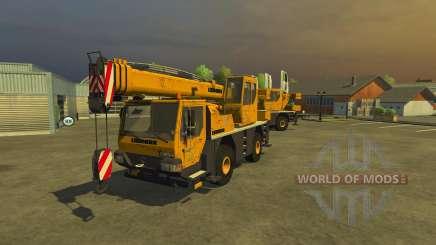 Liebherr LTM 1030 pour Farming Simulator 2013