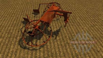 Râteau monté 4.2 pour Farming Simulator 2013