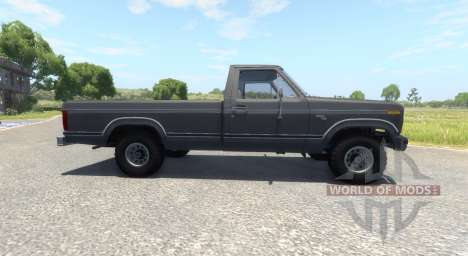 Ford F-150 Ranger 1984 pour BeamNG Drive