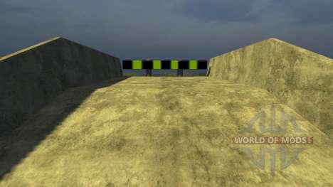 Rampe für Farming Simulator 2013