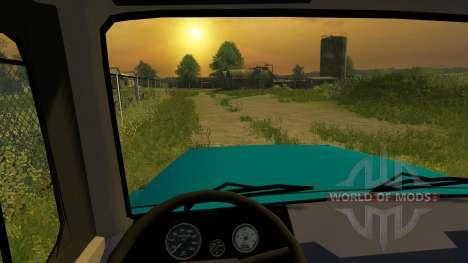 GAZ 3309 für Farming Simulator 2013