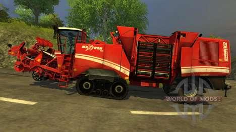 Grimme Maxtron 620 für Farming Simulator 2013