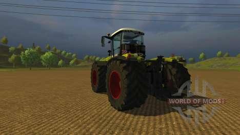 Claas Xerion 5000 für Farming Simulator 2013