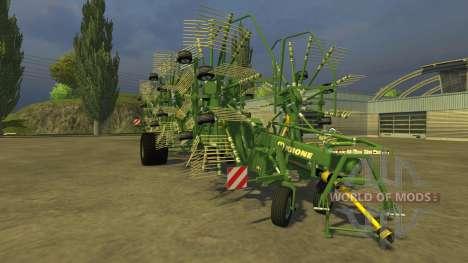 Krone Swadro 2000 für Farming Simulator 2013
