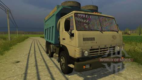 KAMAZ-45143 für Farming Simulator 2013