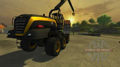 Ponsse Scorpion für Farming Simulator 2013