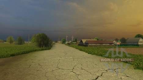 Moulin à vent pour Farming Simulator 2013