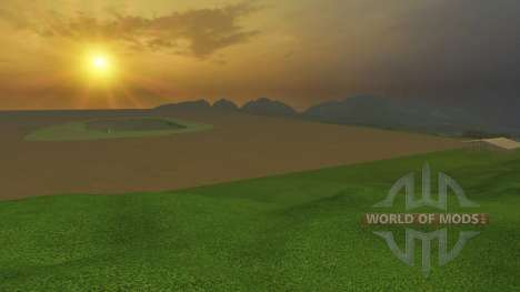 La roumanie pour Farming Simulator 2013