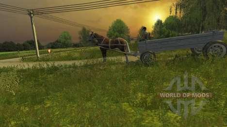 Le wagon pour Farming Simulator 2013